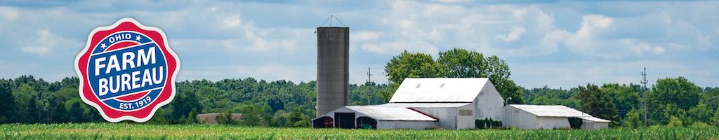 Ohio Farm Bureau Banner